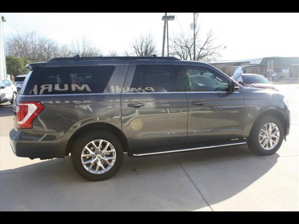 2021 Magnetic Metallic Ford Expedition MAX XLT (1FMJK1HT7ME) with an 3.5L V6 DOHC 24V FFV engine, 6A transmission, located at 1105 E Mulberry, Kaufman, TX, 75142, (972) 962-2151, 32.589550, -96.300926 - Photo #7